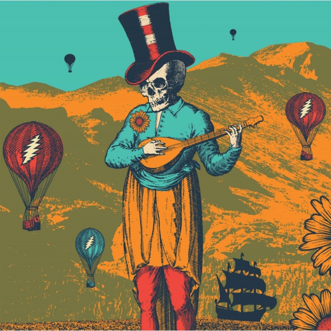 "Dead & Company Release ""Folsom Field, Boulder, Co"" Live 7/14"