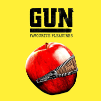 "GUN Release ""Favourite Pleasures"" Now Available On Coloured Vinyl With Download Card..."