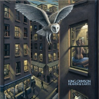 """King Crimson Schedule Release of """"Heaven And Earth"""" Box Set..."""