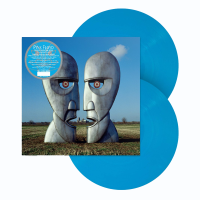 "Pink Floyd Releasing Limited Edition 25th Anniversary ""Division Bell"" Translucent Blue Double LP..."