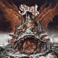 "Swedish Metal Band Ghost Latest Release ""Prequelle"" Catching On Fire Worldwide..."
