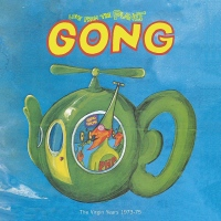 "Gong Announce 12 CD Box Set ""Love From The Planet Gong: The Virgin Years 1973-75"""