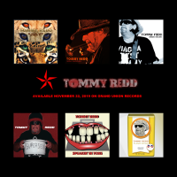 Tommy Redd HD Audio Coming This Fall Worldwide On Compact Disc, Digital & Streaming Services via Grand Union Records...